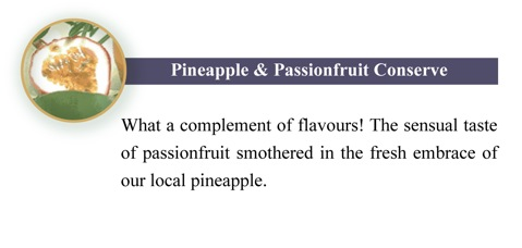 Pineapple&Passionfruit